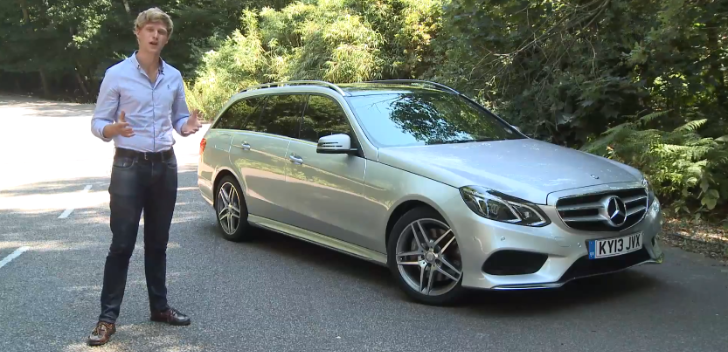Mercedes-Benz E-Class Estate Reviewed by WhatCar [Video]