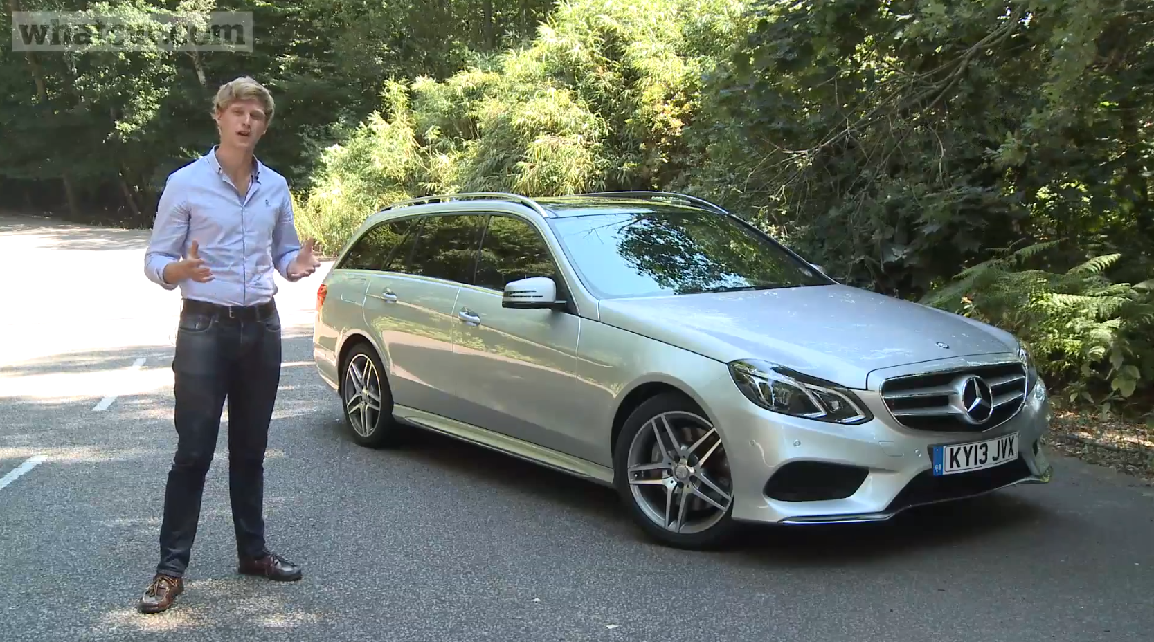 Mercedes benz e class estate reviewed by whatcar for What are the different classes of mercedes benz cars