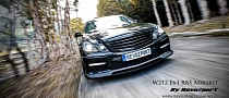 Mercedes-Benz E63 AMG gets Revozport RBS Aerokit [Photo Gallery]