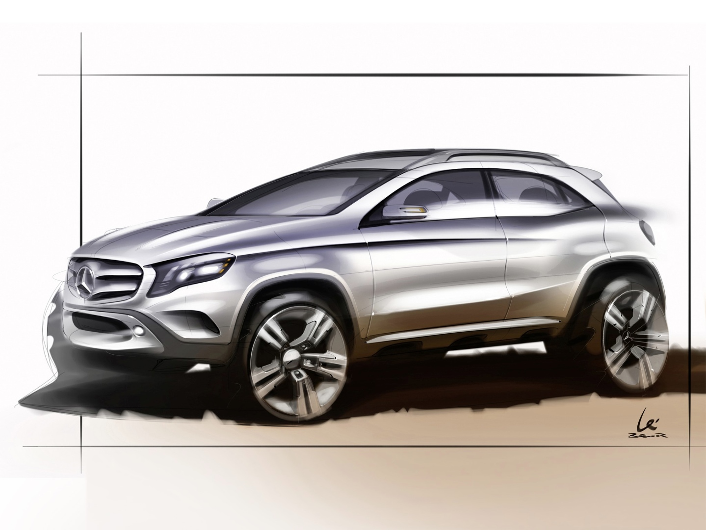 Mercedes Benz Future Suv Lineup Strategy Explained