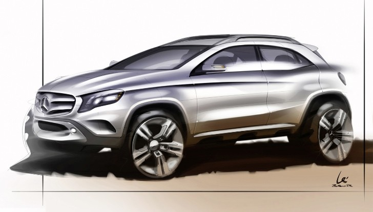 Mercedes-Benz Future SUV Lineup Strategy Explained - autoevolution