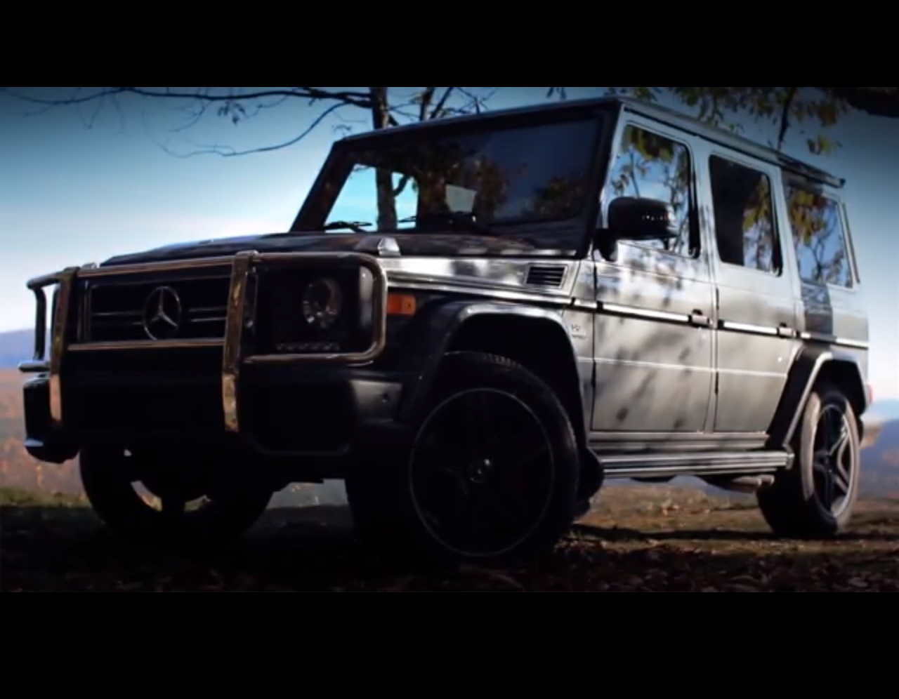 Mercedes benz g 63 amg amusing review by gear patrol for Mercedes benz amg jacket
