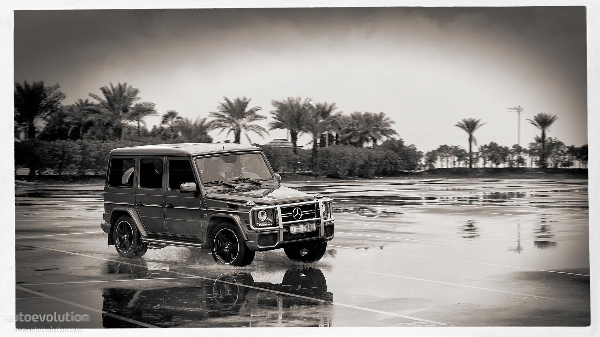 Mercedes Benz G Class Details Of The 2016 Transformation