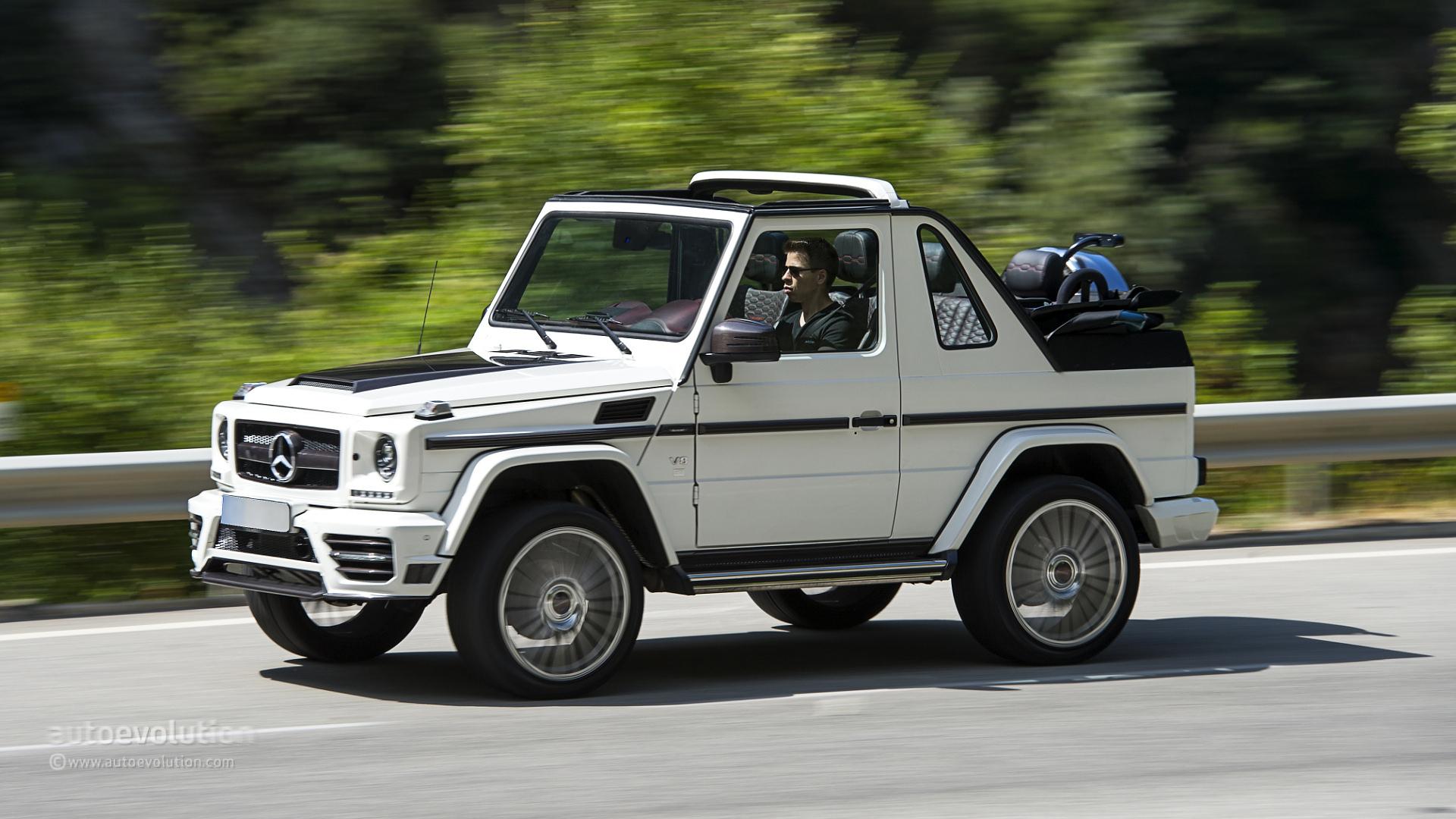 Mercedes Classe G V8 : mercedes benz g500 could receive amg gt 39 s 4 0 liter v8 autoevolution ~ Gottalentnigeria.com Avis de Voitures