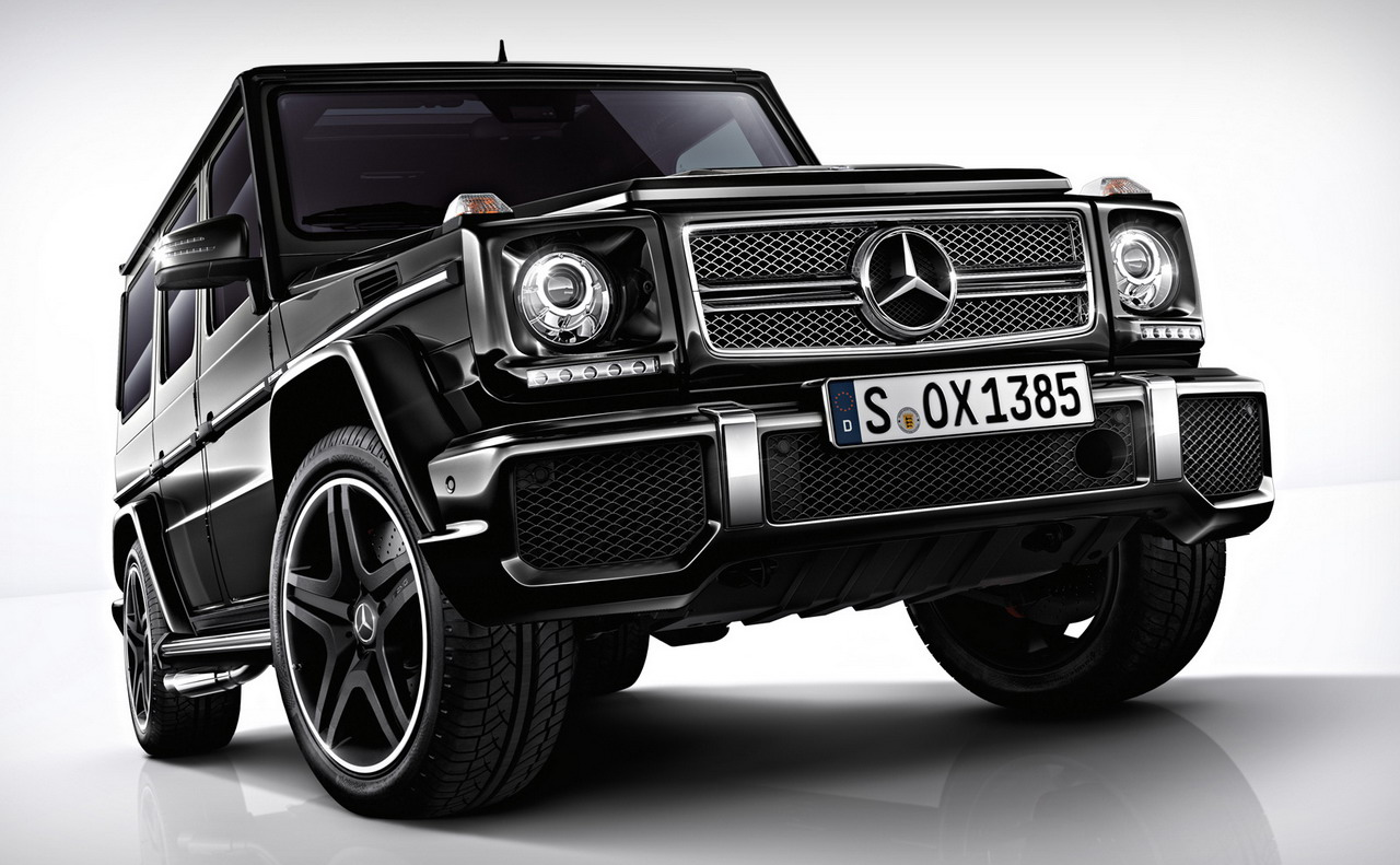 Mercedes Benz G65 Amg Coming To Us For 2016 Model Year
