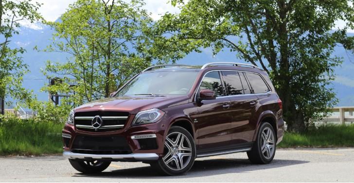 Mercedes-Benz GL 63 AMG Gets Reviewed by Jalopnik