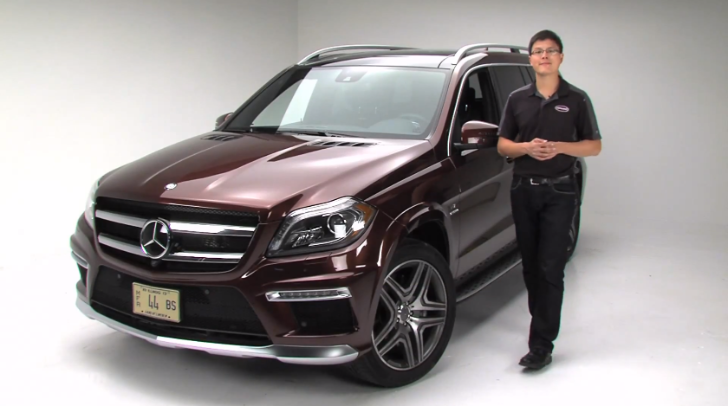 Mercedes-Benz GL 63 AMG Reviewed by Cars [Video]