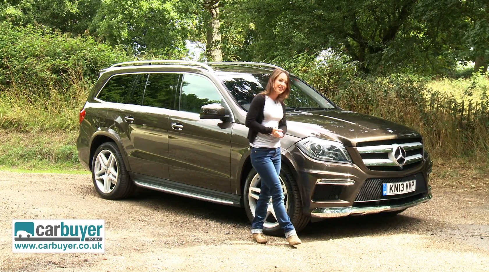 Mercedes Benz Gl Class Reviewed By Carbuyer Autoevolution