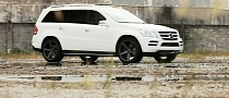 Mercedes-Benz GL on Vossen Wheels [Video]