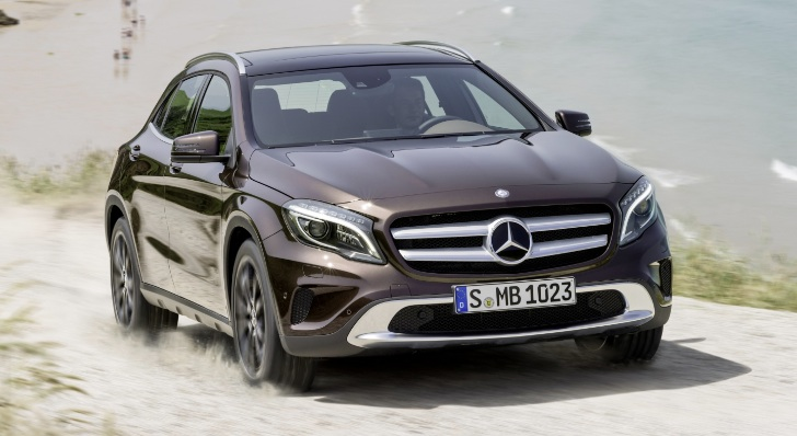 Mercedes-Benz GLA X156 Finally Goes on Sale [Photo Gallery]