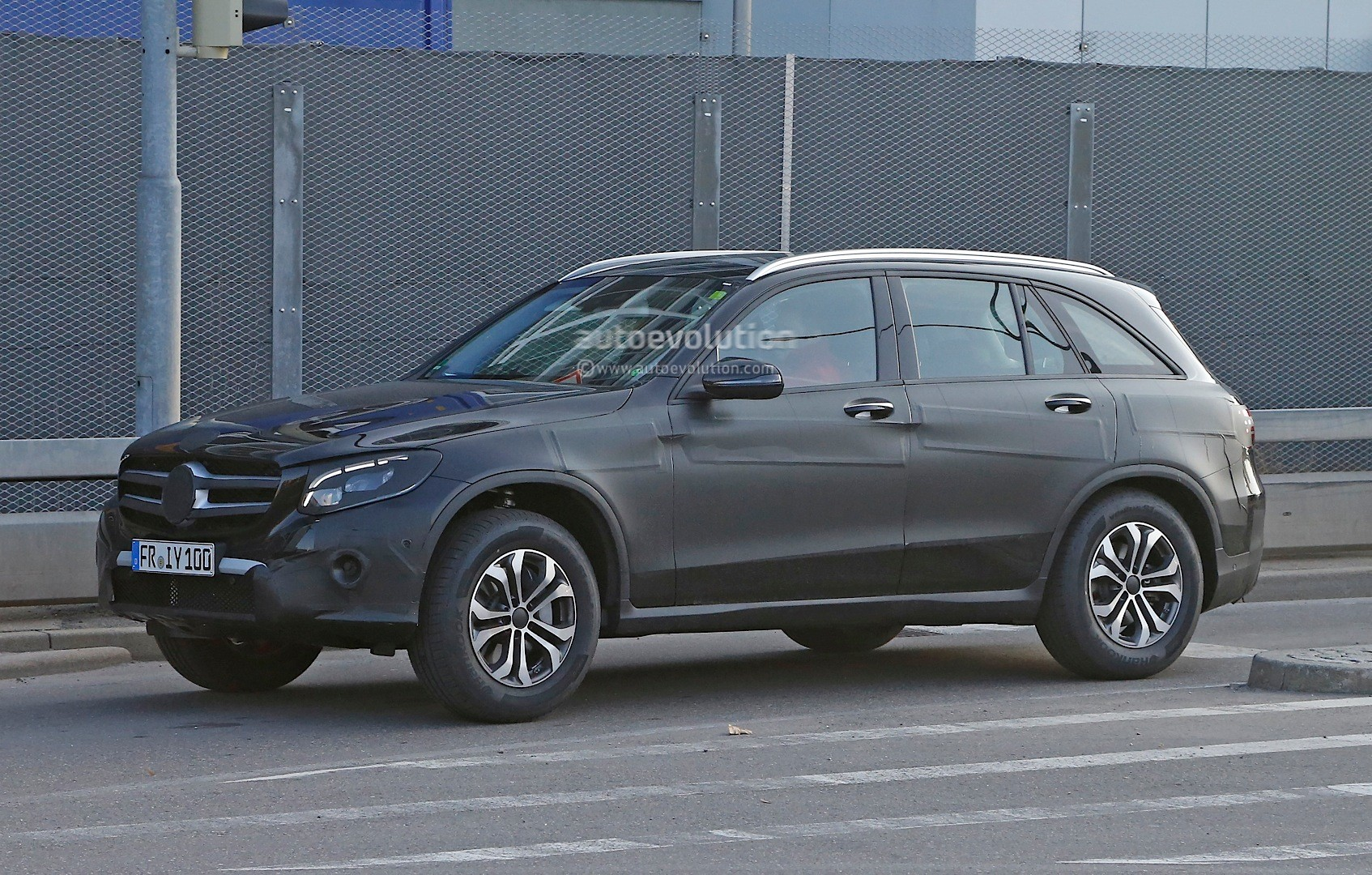 Mercedes benz glc launch re confirmed for june 17 more for 2014 mercedes benz glc