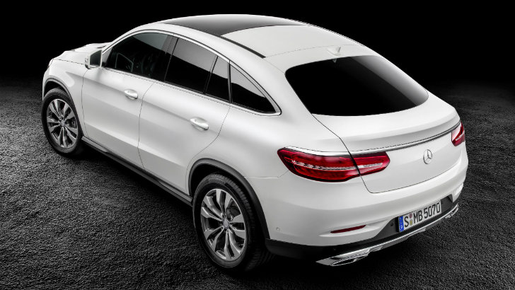 Mercedes Benz Gle Coupe Is Not The Bmw X6 You Were Looking