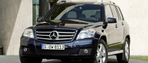 Mercedes Benz GLK Gets Environmental Certificate