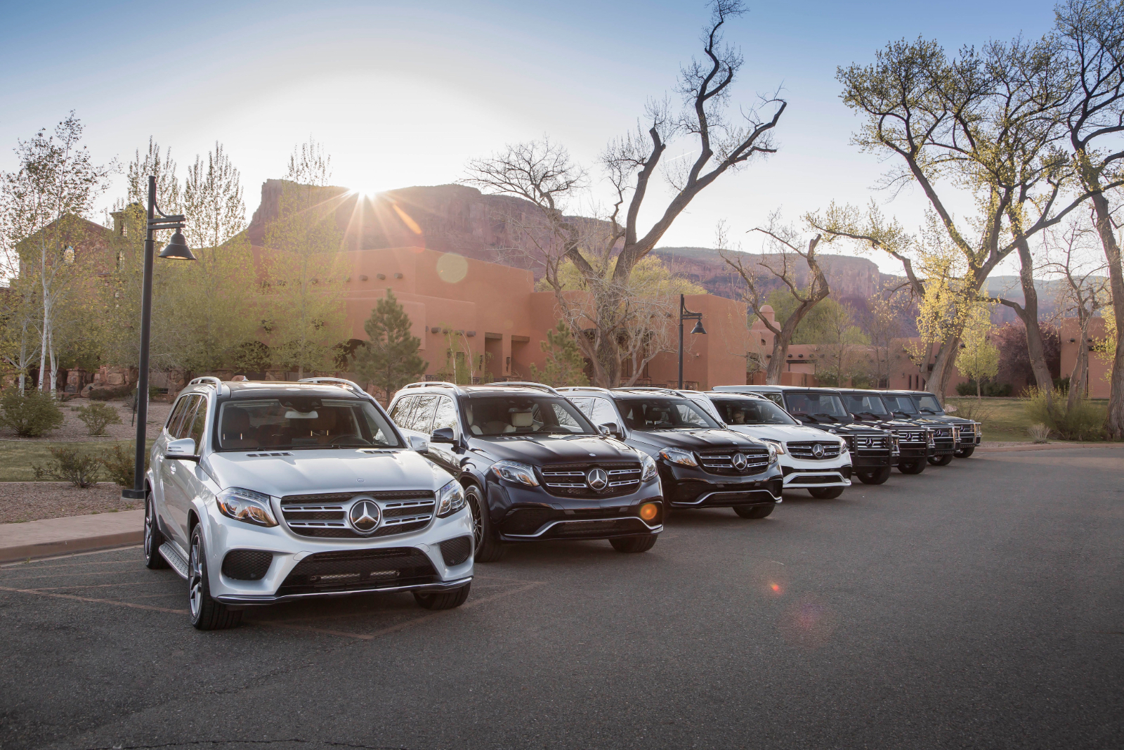 Mercedes benz is kicking bottoms in us sales thanks to its for Mercedes benz suvs