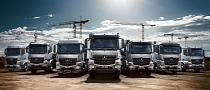 Mercedes-Benz Launches Arocs Truck Range [Video] [Photo Gallery]
