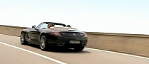 Mercedes-Benz Launches New SLS AMG Roadster Promo Video