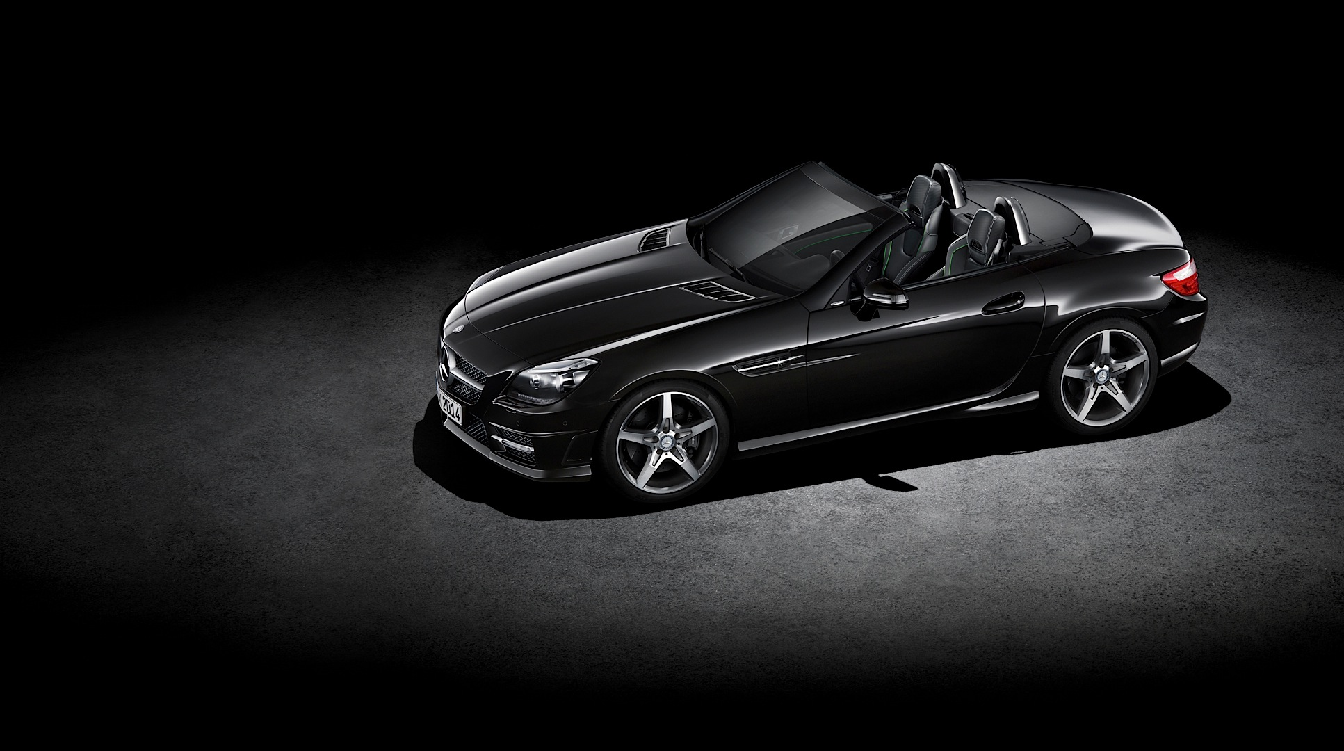 Mercedes benz launches special edition sl and slk for Looking for mercedes benz parts