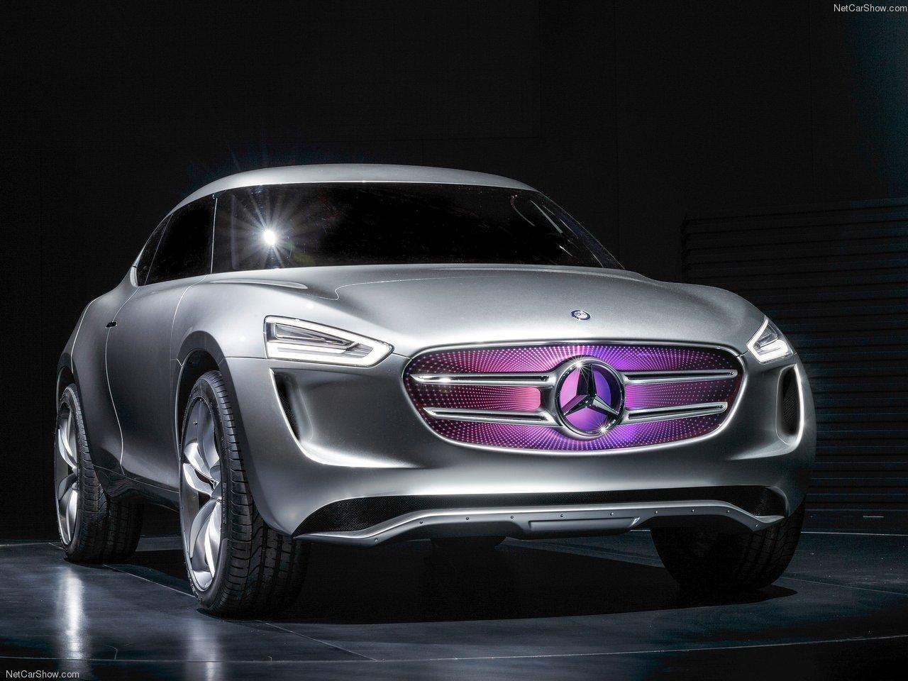 Mercedes benz long range ev preview confirmed for october for Mercedes benz long