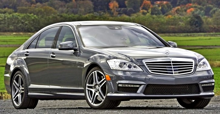 Mercedes benz lowers reduces s class production due to low for Mercedes benz europe