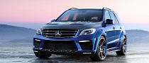 Mercedes-Benz ML 63 AMG Inferno by TopCar [Photo Gallery]