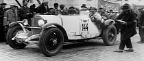 Mercedes-Benz Motorsport History Detailed in New TV Series [Video][Photo Gallery]