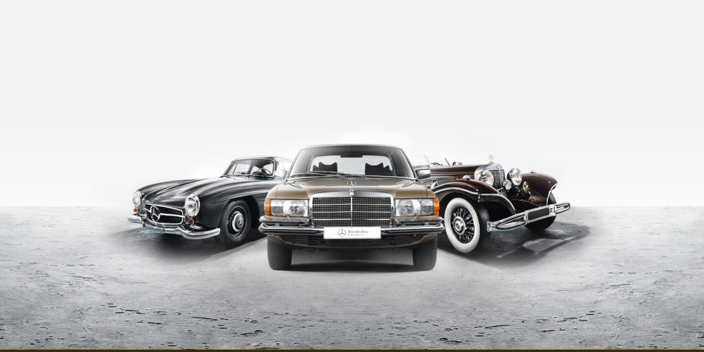 MercedesBenz Museum Is Now Selling Classic Cars Directly Through - Sell classic cars