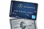 Mercedes-Benz Offers Affinity Card With AmEx