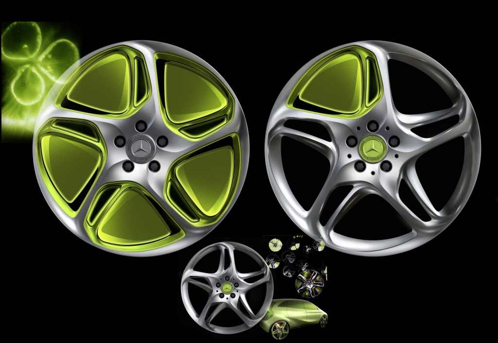 Mercedes benz offers new alloy wheels autoevolution for Mercedes benz mag wheels