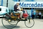 Mercedes Benz Patent Motorwagen Shows How It All Started