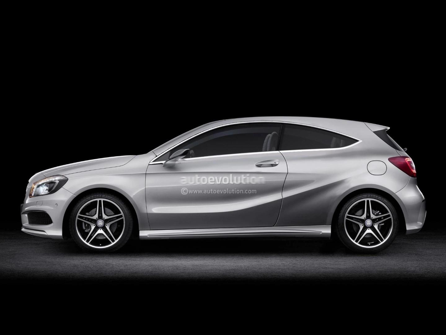 Mercedes benz please build a three door a class for Where do they make mercedes benz