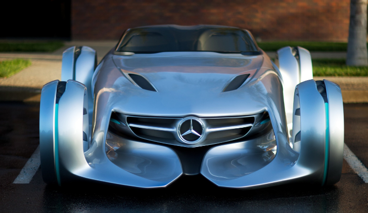 Mercedes-Benz Premieres Four Cars at the 2013 LA Auto Show