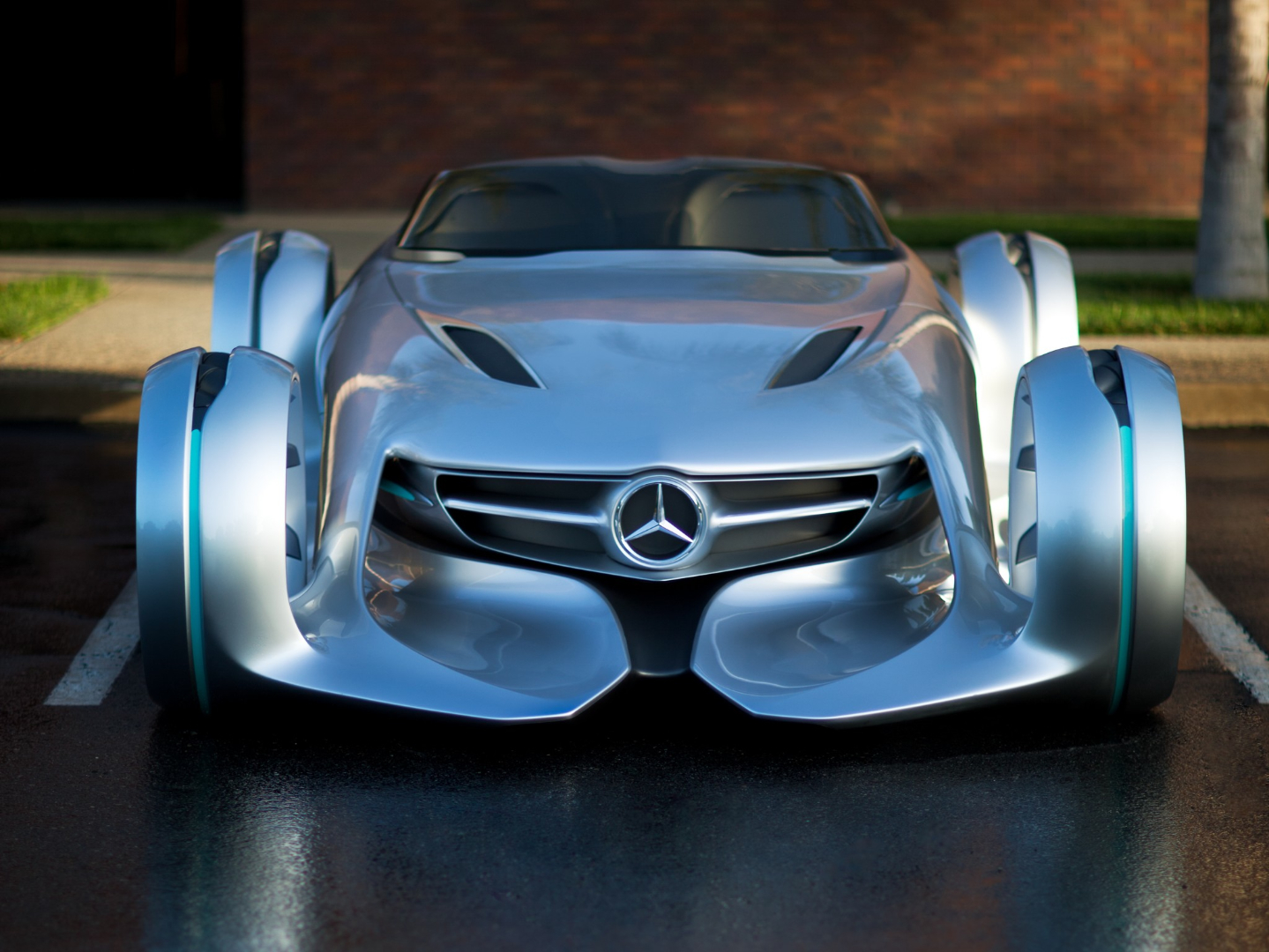 MercedesBenz Premieres Four Cars At The LA Auto Show - Mercedes benz car show