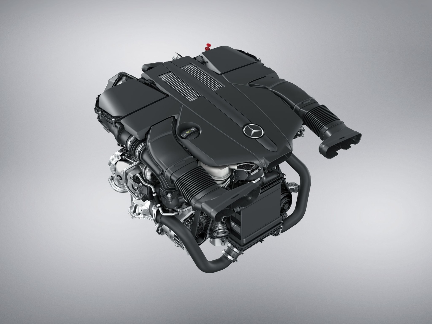 Mercedes Benz Quietly Introduces All New V6 Engine On Cls