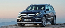 Mercedes-Benz Readying GL Coupe