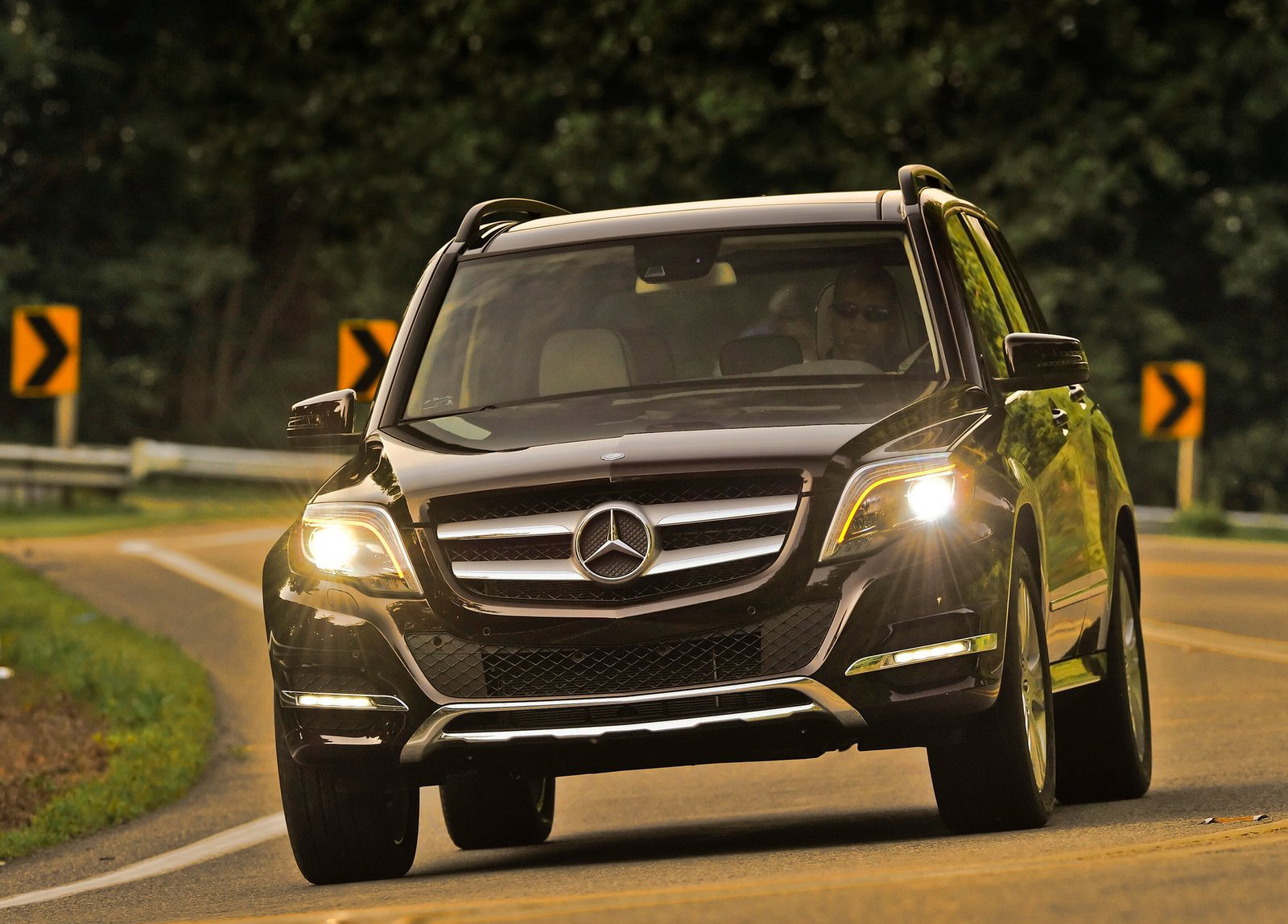 Mercedes-Benz Recall: GLK and S-Class Affected - autoevolution