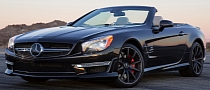 Mercedes-Benz Recalls SL 550, 63 AMG and 65 AMG Models in The US