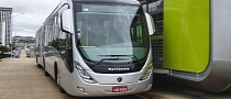 Mercedes-Benz Receives Huge Bus Chassis Order in Brazil