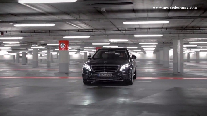 Mercedes-Benz Releases New S 65 AMG Official Footage [Video][Photo Gallery]