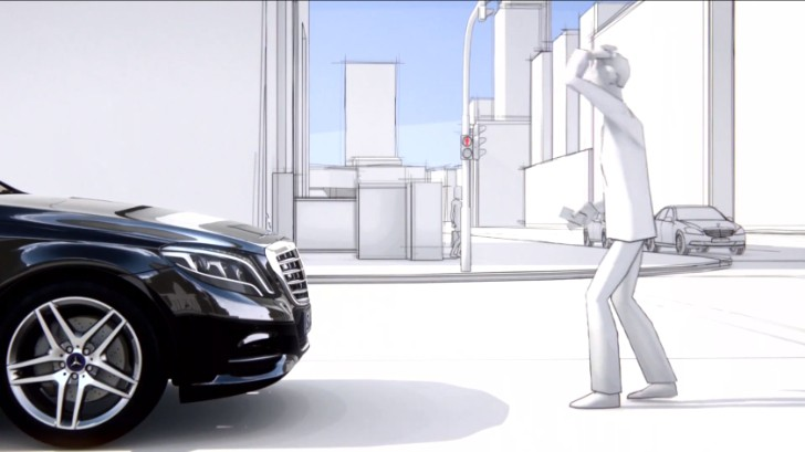 Mercedes-Benz Releases New Safety Tech Short Films [Video]