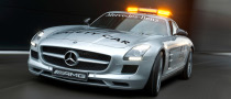 Mercedes Benz Releases Video of SLS AMG F1 Safety Car in Action
