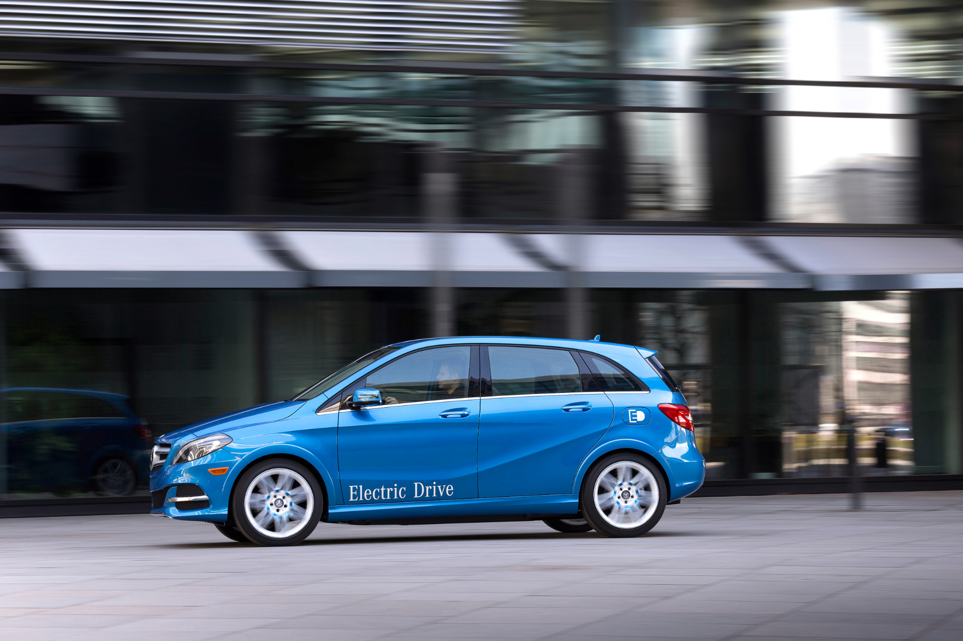 Mercedes benz reportedly launching four new electric cars for Mercedes benz electric cars