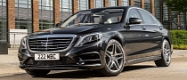 Mercedes-Benz S 350 BlueTec Gets Reviewed by Chris Evans