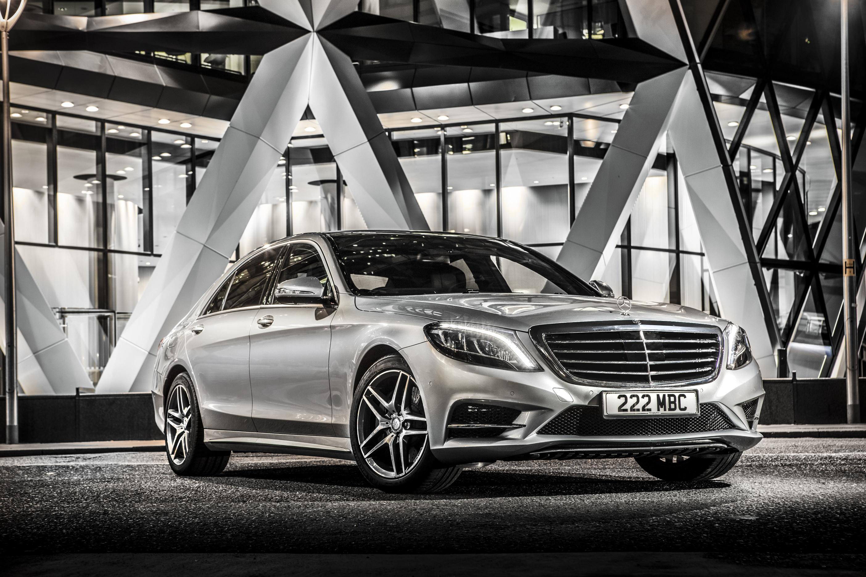 Mercedes benz s 500 plug in hybrid uk pricing announced for Mercedes benz hybrid uk