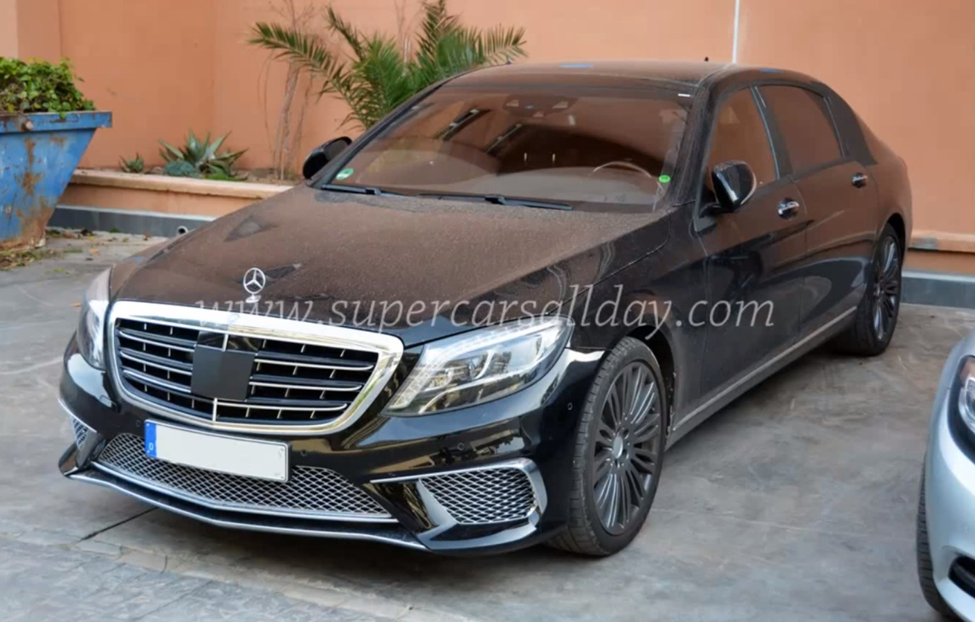 mercedes-benz s 65 amg maybach spotted for the first time