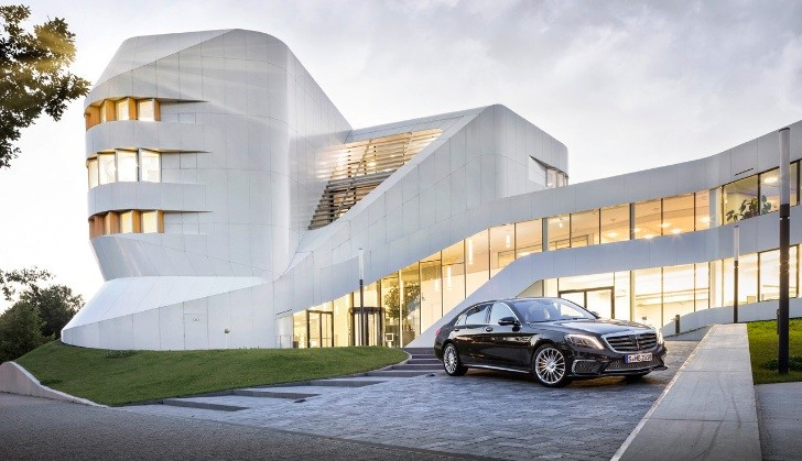 Mercedes-Benz S 65 AMG V222 is Officially Revealed [Photo Gallery]
