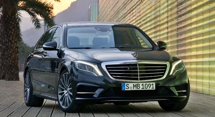 Mercedes Benz S350 Bluetec Review By Car Autoevolution
