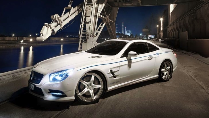 Mercedes-Benz SL 500 by Graf Weckerle [Photo Gallery]