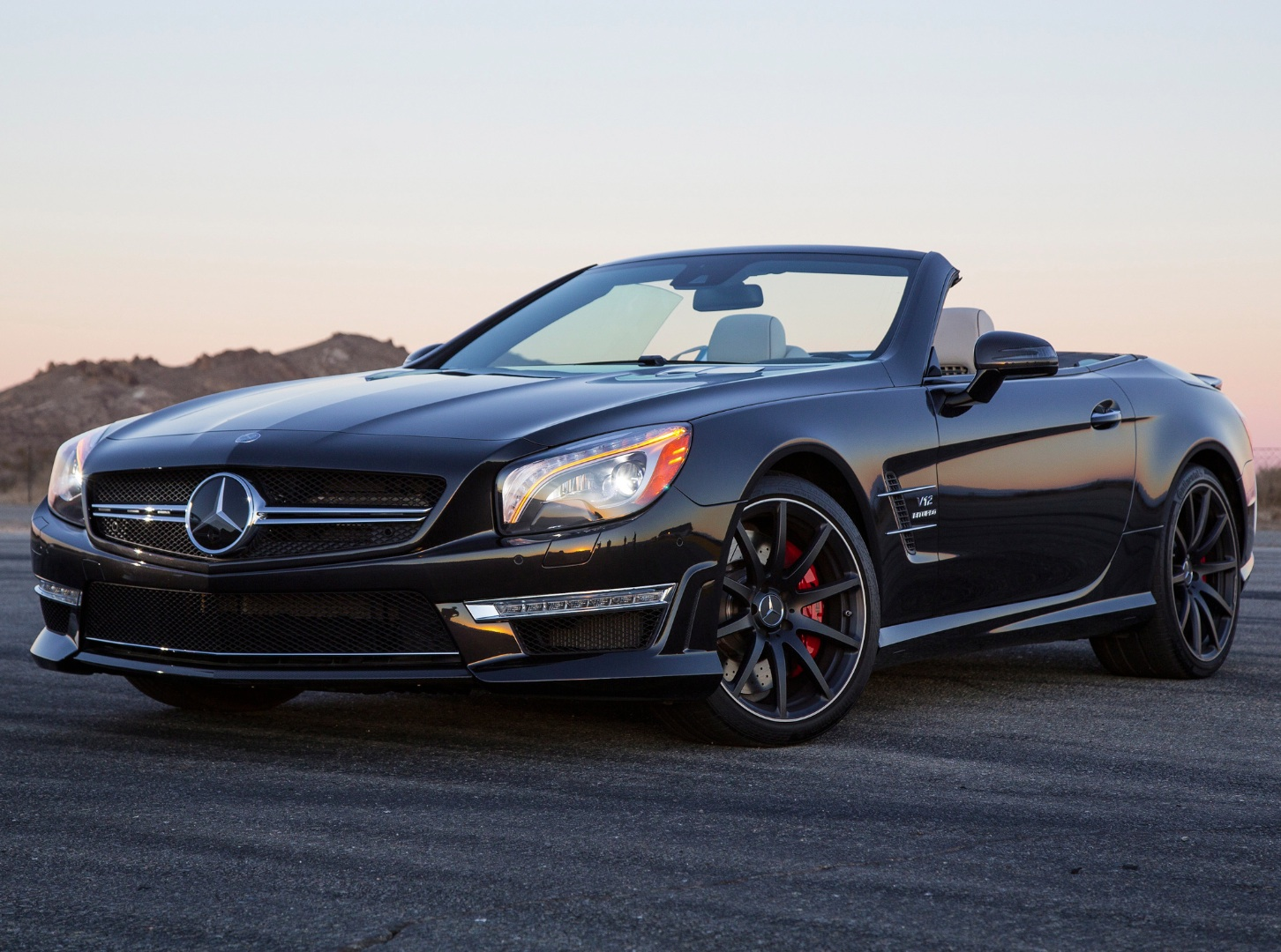 Mercedes-Benz Recalls SL 550, 63 AMG and 65 AMG Models in