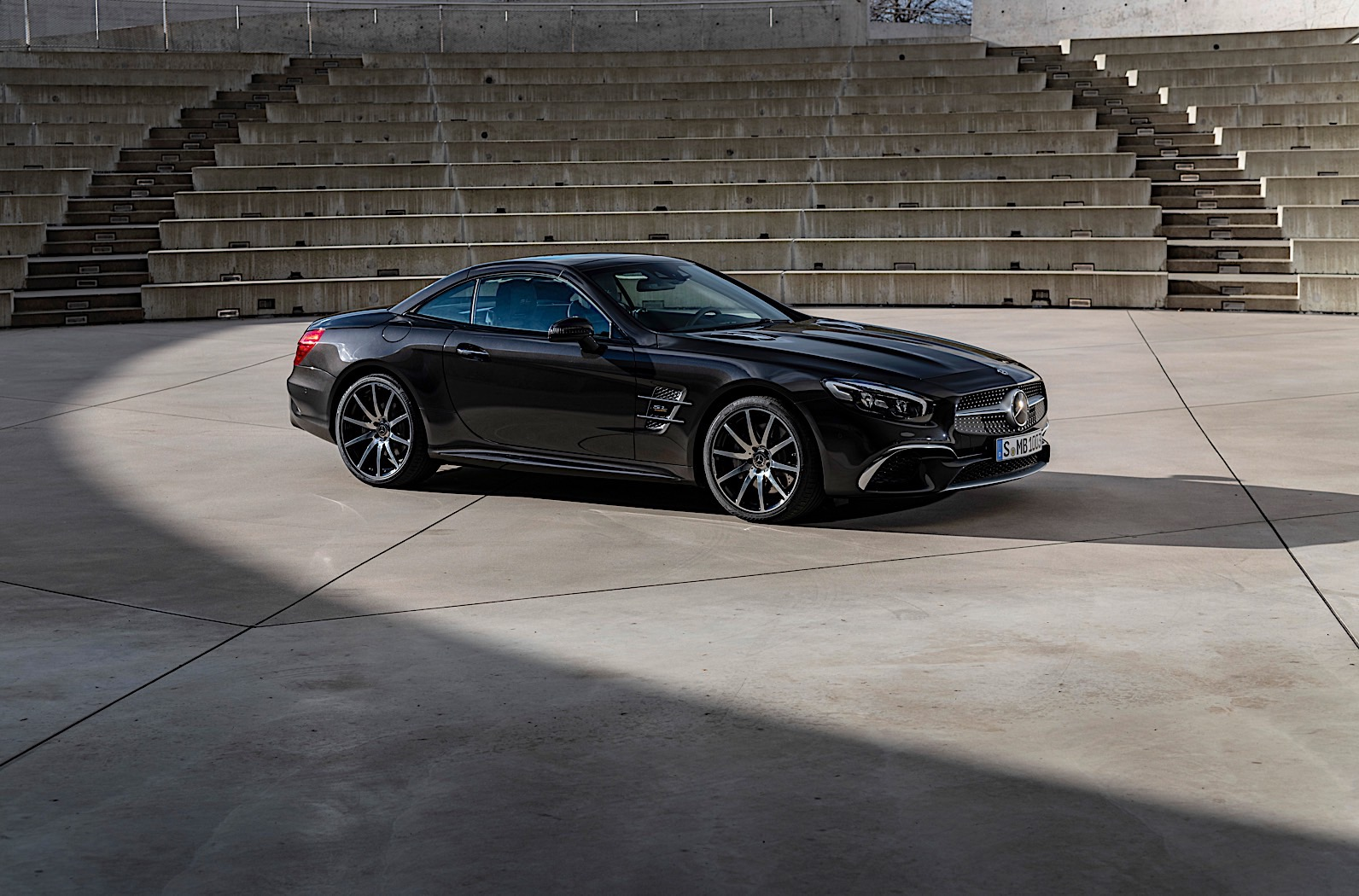 Mercedes-Benz Officially Kills off the SLC-Class Roadster — SLC Punked