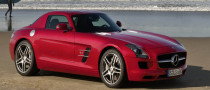 Mercedes Benz SLC Will Have Up to 500 HP, No Gullwing Doors